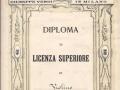 Diploma violino 1
